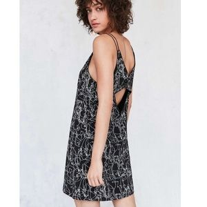 Urban Outfitters Noise and Sound Ella Crepe Dress